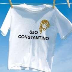 Camiseta Sao constantino