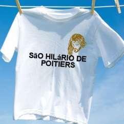 Camiseta Sao hilario de poitiers