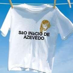 Camiseta Sao inacio de azevedo