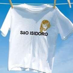 Camiseta Sao isidoro