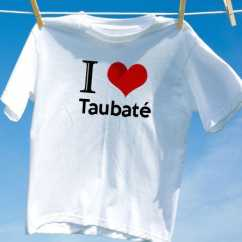 Camiseta Taubate