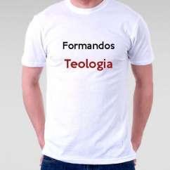 Camiseta Formandos Teologia