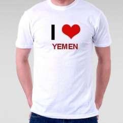Camiseta Yemen