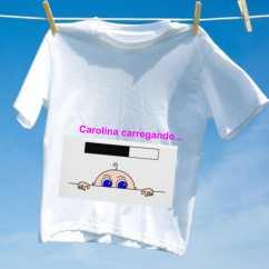 Camiseta grávida bebê carregando