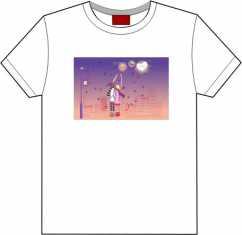 Camiseta Dia dos namorados Eu e Voce