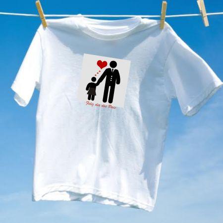 Camiseta Pai e Filha