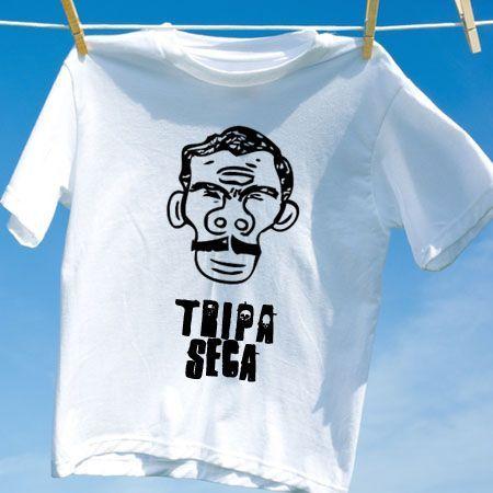 Camiseta seu Madruga Tripa Seca