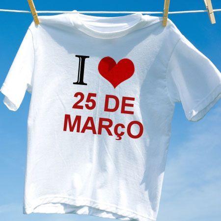 7c3e83c64 Camiseta Personalizada 25 De Março - Camisetas Personalizadas ...