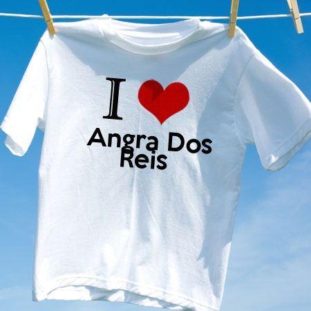 9cdfec89b Camiseta Angra dos reis - Camisetas Personalizadas - eCamisetas