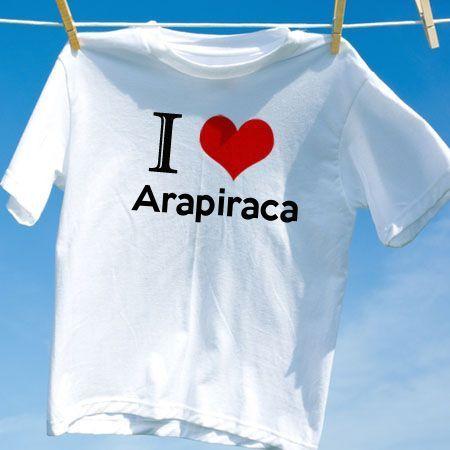 Camiseta Arapiraca
