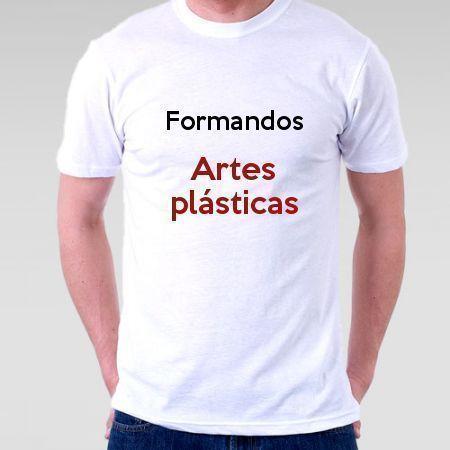 Camiseta Formandos Artes Plásticas