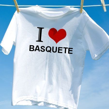 Camiseta Basquete