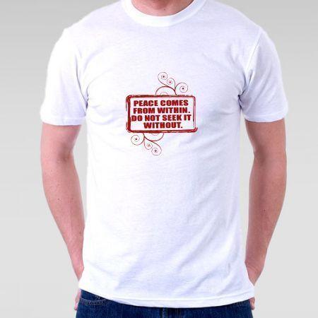 Camiseta Paz 22