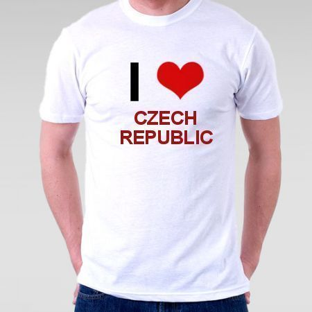 Camiseta Czech Republic