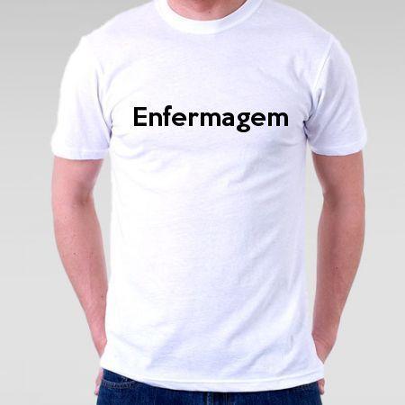 Camiseta Enfermagem