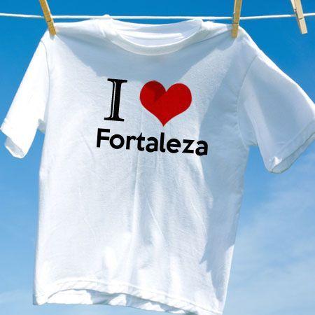 Camiseta Fortaleza