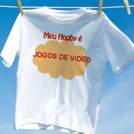 Camisetas Hobbies