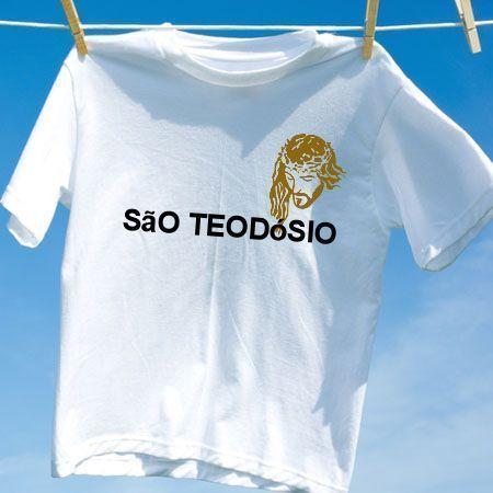 Camiseta Sao teodosio