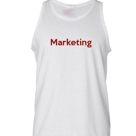 Camiseta Regata Marketing
