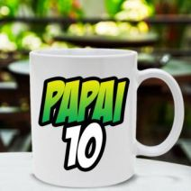 Caneca PAPAI 10