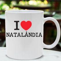 Caneca Natalandia