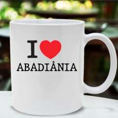 Caneca Abadiania