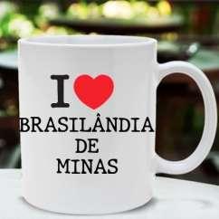 Caneca Brasilandia de minas