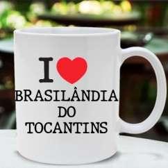 Caneca Brasilandia do tocantins