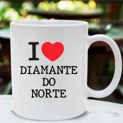 Caneca Diamante do norte