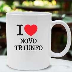 Caneca Novo triunfo
