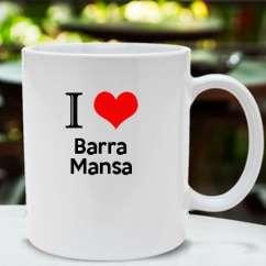 Caneca Barra mansa