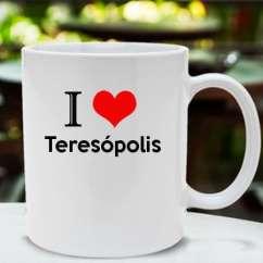 Caneca Teresopolis