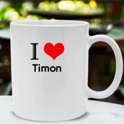 Caneca Timon