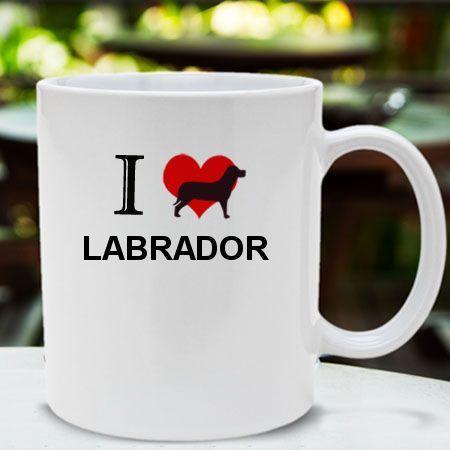 Caneca Labrador