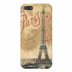 Capa iPhone 5 Paris