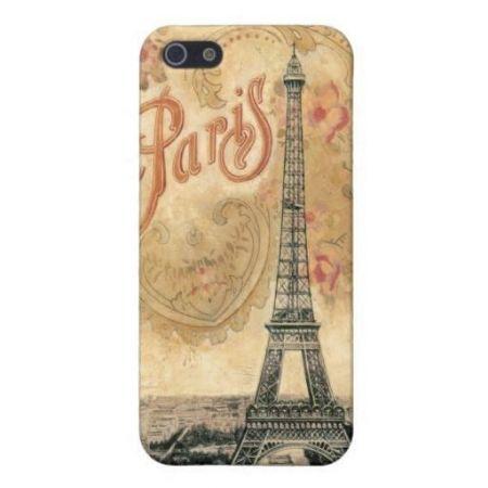 Capa iPhone Paris