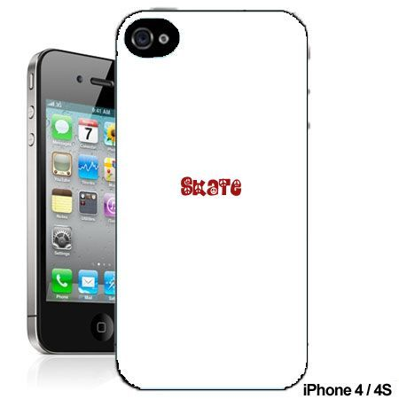 Capa iPhone Skate