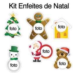 Presentes de Natal Personalizados