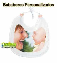 Babador Personalizado (rosa)