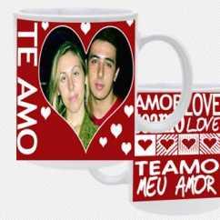 Caneca Personalizada Amor te Amo