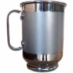 Caneca de Chopp Personalizada Alumino 400 ml