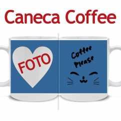 Caneca Personalizada Coffee
