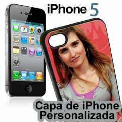 Capa de Iphone 5 Personalizada