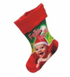 Meia de Natal Personalizada