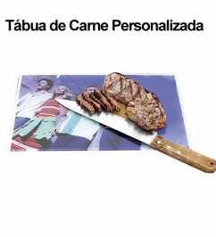 Tabua de Carne Personalizada
